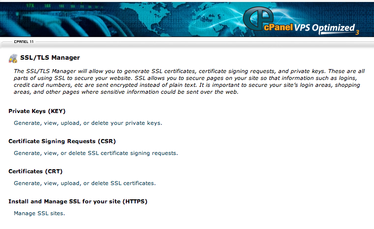 Install A Wildcard Ssl Certificate On Your Vps Or Dedicated Server